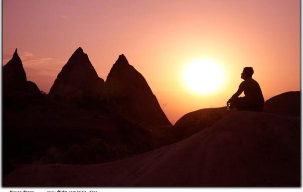 La méditation Pleine conscience permettrait de vaincre l'anxiété, le stress et même la dépression. (Crédit photo: flickr.com/Moyan Brenn)